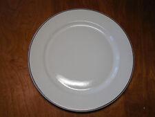 "Villeroy & Boch Germany BOUTIQUE BROWN Set of 6 Dinner Plates 10 1/2"""