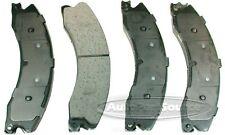 Disc Brake Pad Set-Cutaway Van Rear,Front Autopartsource CE1411