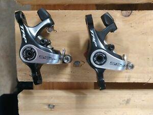 TRP Spyre Disc Brake Calipers (pair) Post Mount Gravel / CX / Road