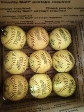 Lot Of 9 Used Trump Stote Softballs 52/300