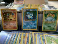 🥇5 RANDOM POKEMON CARDS🥇1st Edition Cards From Original Sets WOTC