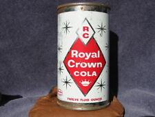 Indoor Royal Crown Cola Flat Top Soda Can Vanity Lid Columbus Georgia