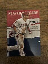2020 Topps Mike Trout Player Of The Decade MT-5