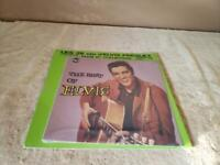 "SEALED ~ ELVIS PRESLEY ~ THE BEST OF ELVIS 10"" FRANCE ~ 1983 ~ LP"