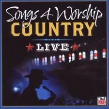 Varie - Canzoni 4 Worship Country Live Nuovo CD