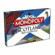 Monopoly - Scotland Monopoly Board Game - 023740