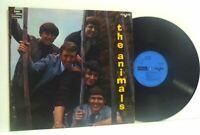 THE ANIMALS self titled LP EX/VG+, SRS 5006, vinyl, album, uk, 1969 reissue,