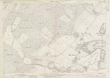 Upper Halling. Ordnance Survey Kent Sheet XVIII. 16 1936 old vintage map chart