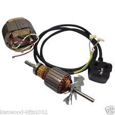 Kitchenaid Artisan & 5QT Mixer Armature, Field Coil & Power Cable 220-240V
