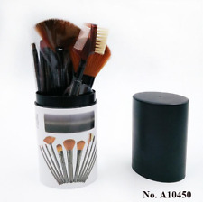 High Quality 12 pcs. Brush Set With Travel Case (A10450)