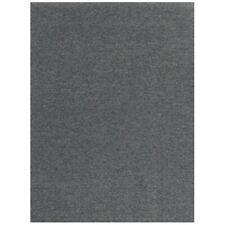 Indoor Outdoor Area Rug Granite 6 x 8 Hallway Patio Entryway Carpet Gray