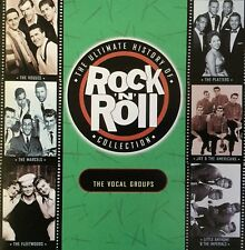 The Ultimate History Of Rock 'n' Roll Collection CD Vogues Castells Cascades