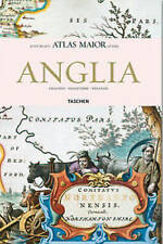 Atlas Maior of 1665: Anglia,Scotia et Hibernia (JUMBO) Krogt, Peter C. J. van de