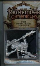 Pathfinder Chronicle RPG Dorella Kreeg Ogre Shamen MINT