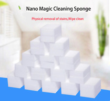 100 Pcs Melamine Sponge Magic Sponge Eraser For Kitchen Office Bathroom Multi