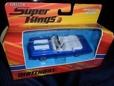 1/43 Scale Matchbox Super Kings 1970 Oldsmobile 442 K-204 Diecast Sealed Box