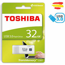 PENDRIVE 32GB TOSHIBA MEMORIA USB 3.0 32 GB ORIGINAL PEN DRIVE P3256