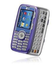 Lg Scoop Ax260 - Lavender (Alltel) Cellular Phone