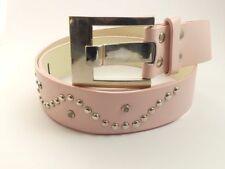 Markenlose Damen-Gürtel mit Strass/Zirkonia-Perlen für besondere Anlässe