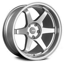 """18"""" MiRO 398 Wheels For 240SX Z32 300ZX 350Z Toyota Supra 18X9.5 / 18X10.5 SET"""