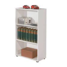 links 13500020 Bücherregal Arco 2 3-fächer weiß