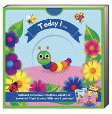 Baby Milestones Today I ...  by Rebecca Weerasekera (Board Book) FREE ship $35
