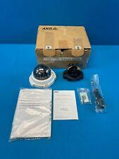 Axis 0290 001 Vari Focal Dc Iris Fixed Dome Network Security Camera