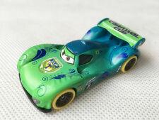 Mattel Disney Pixar Cars Carnival Cup Carla Veloso Metal Toy Car New Loose