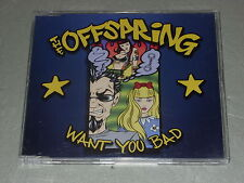 The Offspring:  Want you bad (CD1 of 3)  CDS  Near Mint ex shop stock