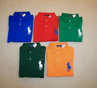 NEW Polo Ralph Lauren Big and Tall Big Pony Classic Fit Shirt
