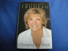 AS IS Changing My Mind by Margaret Trudeau (2010, Hardcover) 978-1-55468-538-7