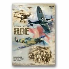 The Story of The RAF New DVD Defending Britain from the Skies Aircraft Aviation