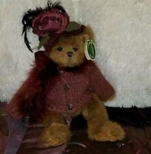 Bearington Bear #1613 Elizabeth Retired 2006