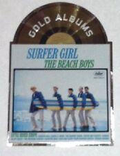 2013 Panini Beach Boys Trading Cards Gold Albums #2 - Surfer Girl