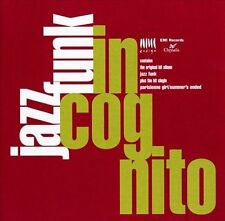 Jazz Funk by Incognito (CD, Sep-1992, Chrysalis Records) (cd4027)