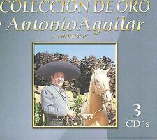 Aguilar, Antonio : Coleccion De Oro: Corridos CD