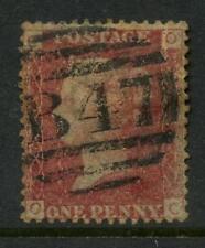 PENNY RED B47 LLANDUDNO WALES NUMERAL