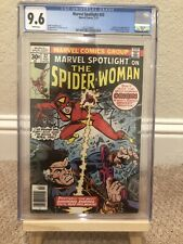 Marvel Spotlight 32 CGC 9.6 White Pages