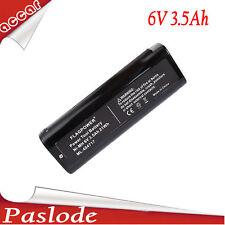 Battery For Paslode 6V Nail Gun 3.5Ah Ni-Mh IM50 900600 902200 900400 404717 AU