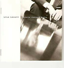 "Gently Used CD Lyle Lovett ""Joshua Judges Ruth"" Country Rock 1992"