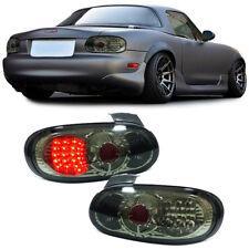 LED Rückleuchten schwarz Blackchrom für Mazda MX5 NB NBFL 98-05