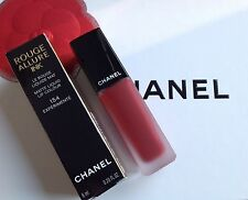 Chanel Rouge Allure tinta líquido Mate Labios Color 154 intenta Nueva En Caja