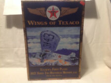 WINGS OF TEXACO-1927 FORD TRI-MOTORED MONOPLANE-COIN BANK-1999 ERTL #36910