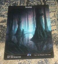 Swamp (214) [x1] Unstable Near Mint, English  MTG Magic