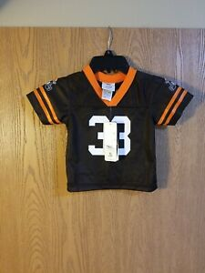 Cleveland Browns Trent Richardson #33 Team Apparel Toddler 18 Months Jersey NWT