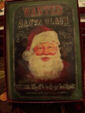 Leanin Tree Christmas Card Set Wanted Santa 10 Pk New Buy It Now In Ebay Store