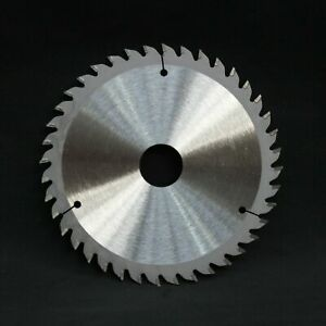 170mm x 30mm 40T TCT Circular Saw Blade Fine Cutting for Hard & Soft Wood