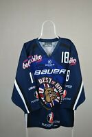 BEST OF BRITISH CAMPS ICE HOCKEY SHIRT #18 BAD ONE JERSEY SIZE S SMALL  ADULT