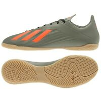 Adidas X 19.4 In M EF8373 chaussures de football gris