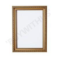 Ornate Shabby Chic Picture frame photo frame poster frame  Gold UK MADE